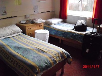 Morgannwg Dorm 3 (Left)