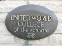 United World College of the Adriatic!