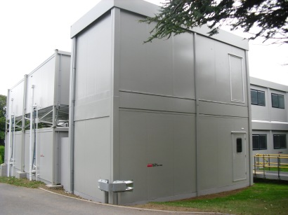 Sunley II - Toilet blocks
