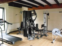 New Gym - Weights Machine