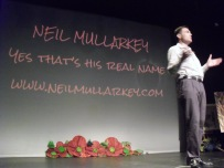 Neil Mullarkey and Improve Theatre
