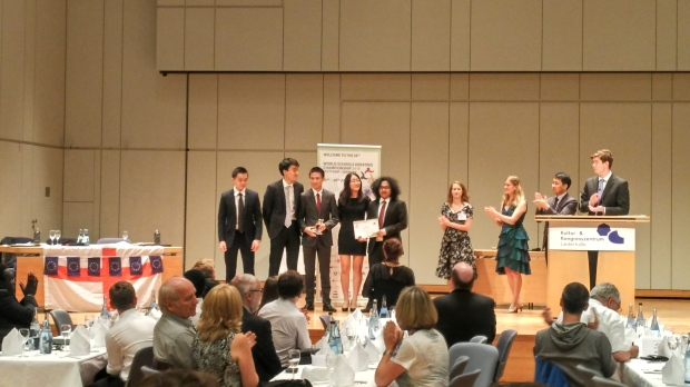 WSDC 2016 - HK SF Award